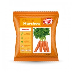 Crispy marchew